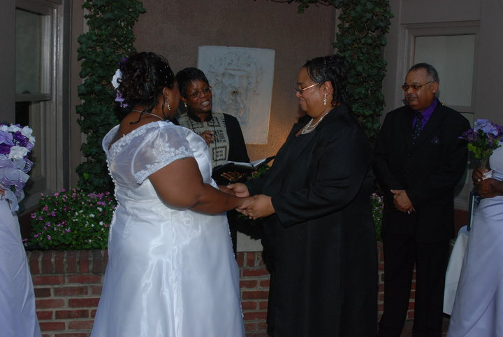 Rev. Starlene Joyner Burns, md gay marriage, same sex weddings, maryland gay marriages, md same sex wedding
