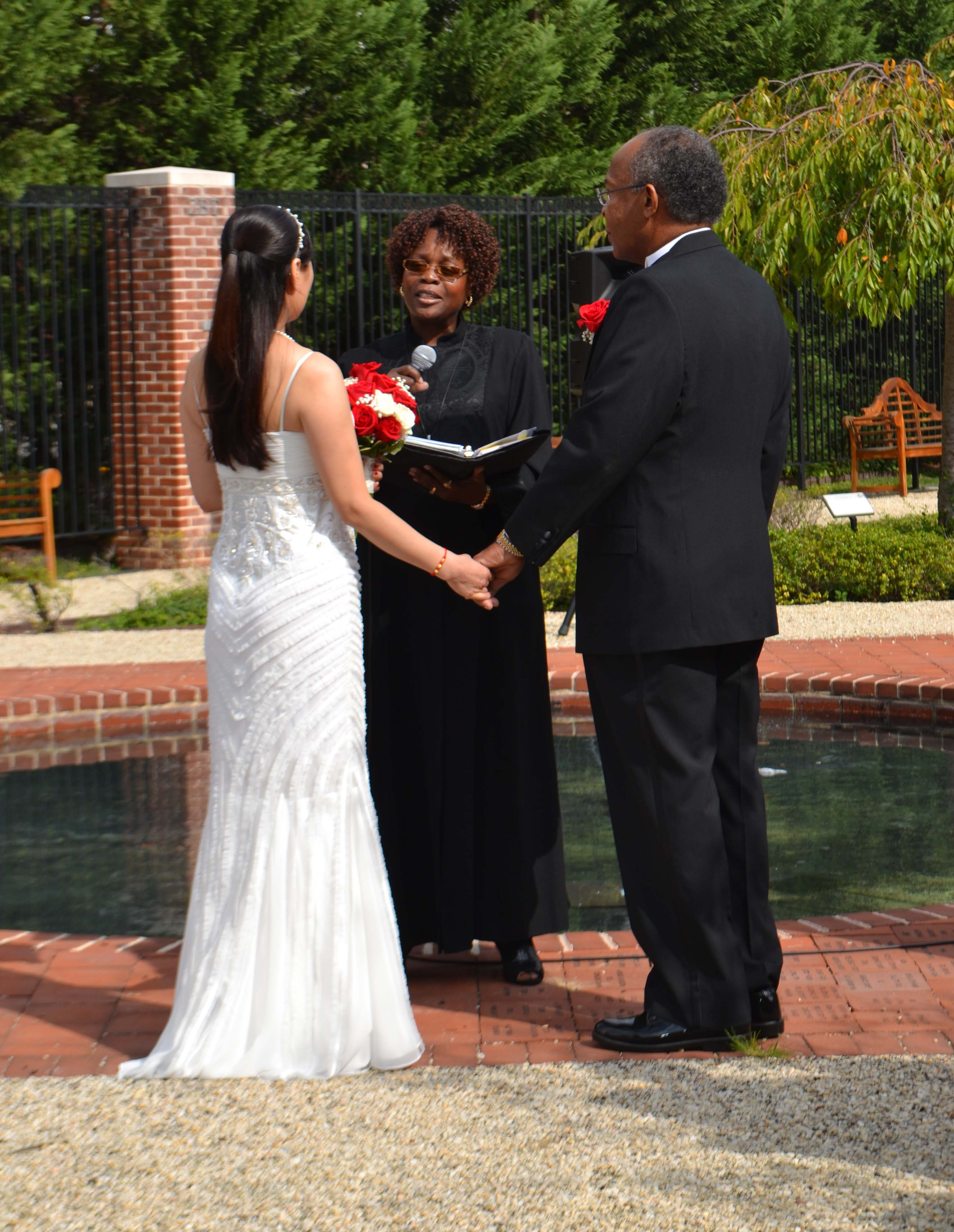 Nondenominational Wedding Minister Amp Officiant In Maryland
