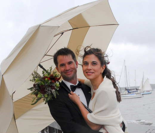 �Aaron & Simona Johnson (10/6/06) Pirate's Cove; How much should I pay, Wedding Ministers Cost, Fee, Wedding Officiant Cost, Clergy Fee, Cost of Living Increase, Md Wedding Officiants, Maryland Wedding Ministers, Marriage Officiants, Wedding Ceremony Officiant